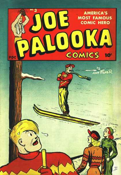 Joe Palooka 3 - Joe Simon