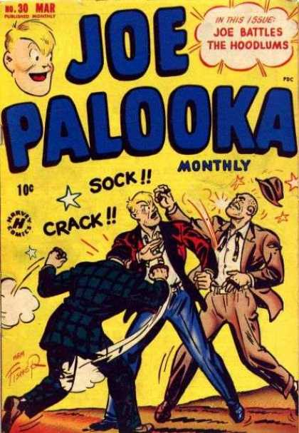 Joe Palooka 30 - Joe Simon