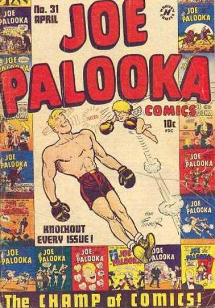 Joe Palooka 31 - Joe Simon