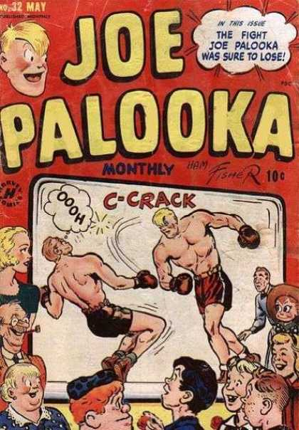 Joe Palooka 32 - Joe Simon
