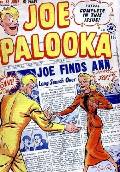 Joe Palooka 33 - Joe Simon