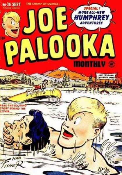 Joe Palooka 36 - Joe Simon