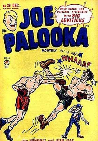 Joe Palooka 39 - Joe Simon