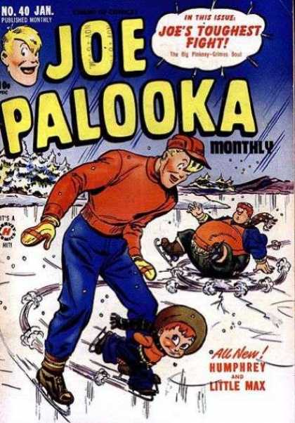 Joe Palooka 40 - Joe Simon