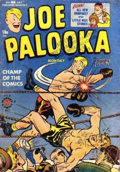 Joe Palooka 46 - Joe Simon