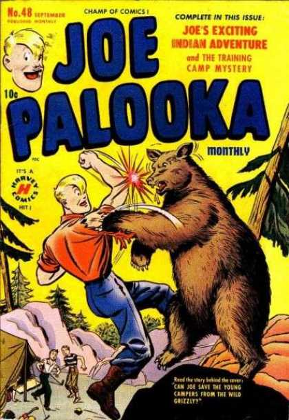 Joe Palooka 48 - Joe Simon