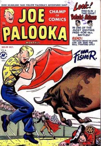 Joe Palooka 49 - Joe Simon