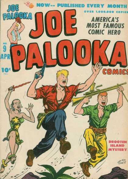 Joe Palooka 9 - Joe Simon