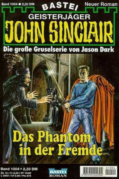 John Sinclair - Das Phantom in der Fremde