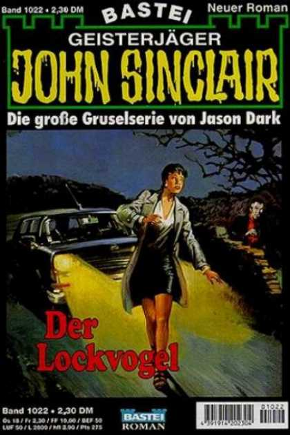 John Sinclair - Der Lockvogel