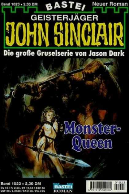 John Sinclair - Monster-Queen
