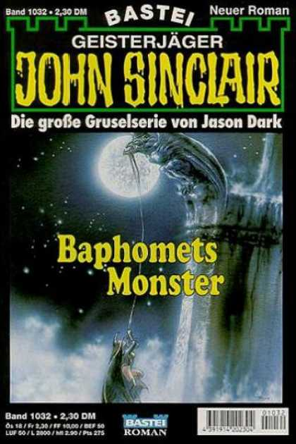 John Sinclair - Baphomets Monster
