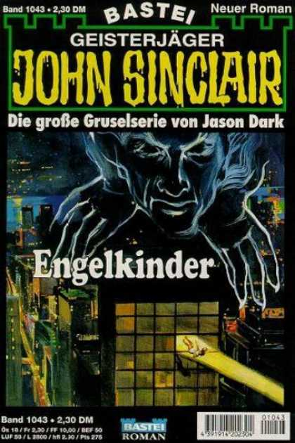 John Sinclair - Engelkinder