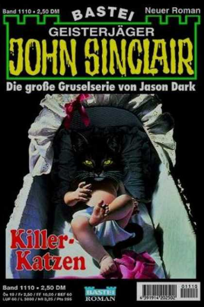 John Sinclair - Killer-Katzen