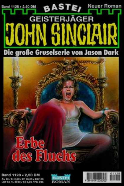 John Sinclair - Erbe des Fluches