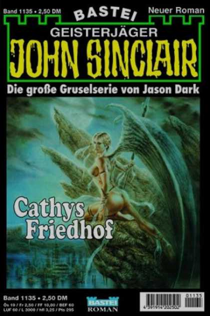 John Sinclair - Cathys Friedhof