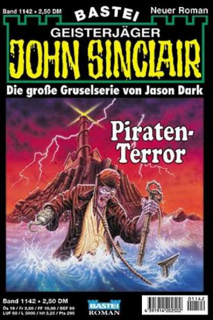 John Sinclair - Piraten-Terror
