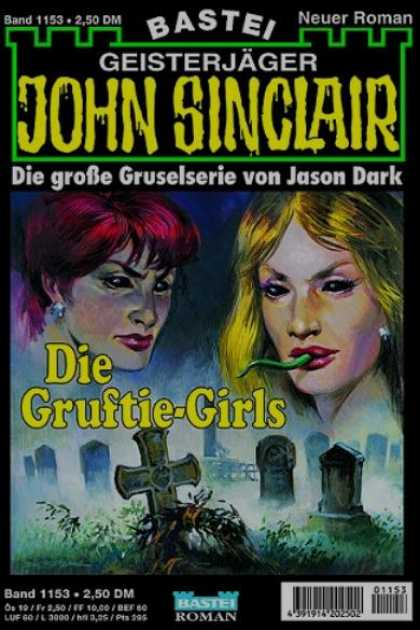 John Sinclair - Die Gruftie - Girls