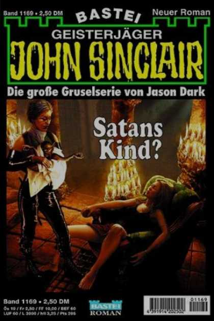 John Sinclair - Satans Kind ?
