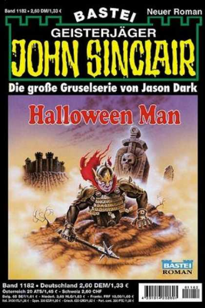 John Sinclair - Halloween Man