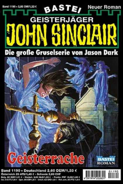 John Sinclair - Geisterrache