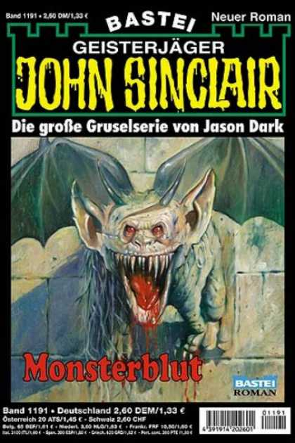John Sinclair - Monsterblut
