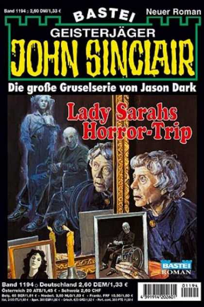 John Sinclair - Lady Sarahs Horror-Trip
