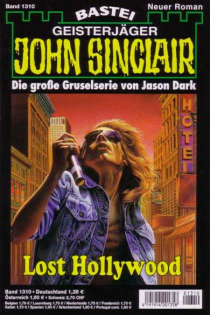 John Sinclair - Lost Hollywood