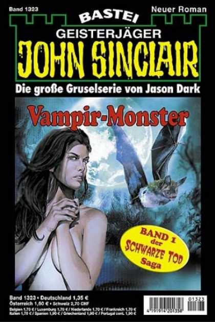 John Sinclair - Vampir-Monster