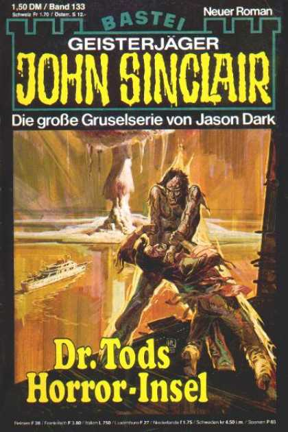 John Sinclair - Dr. Tods Horror-Insel