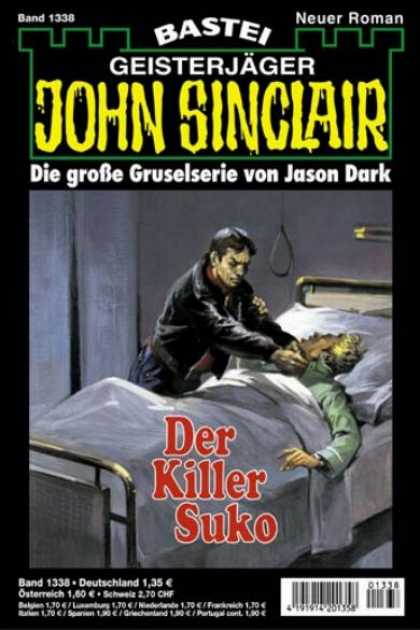 John Sinclair - Der Killer Suko