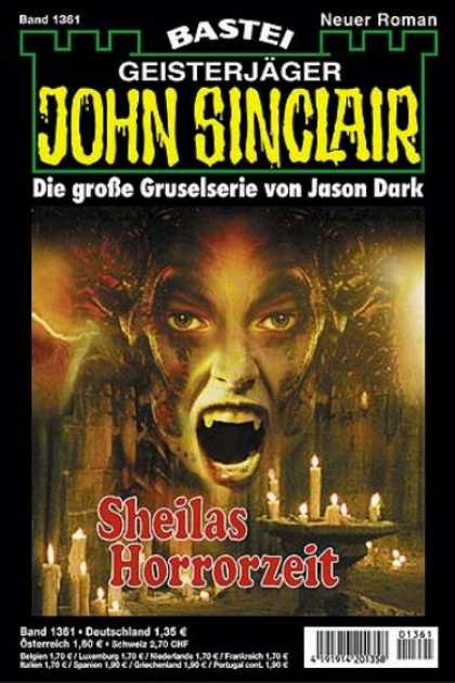 John Sinclair - Sheilas Horrorzeit
