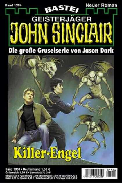 John Sinclair - Killer-Engel