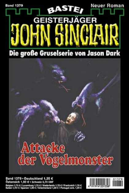 John Sinclair - Attacke der Vogelmonster