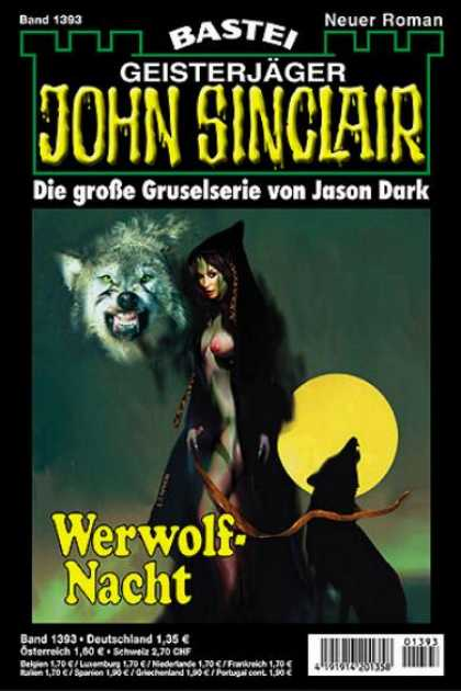 John Sinclair - Werwolf-Nacht