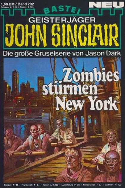 John Sinclair - Zombies stürmen New York
