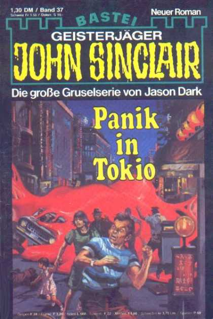 John Sinclair - Panik in Tokio