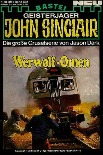 John Sinclair - Werwolf-Omen