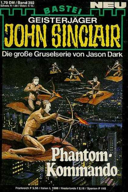 John Sinclair - Phantom-Kommando