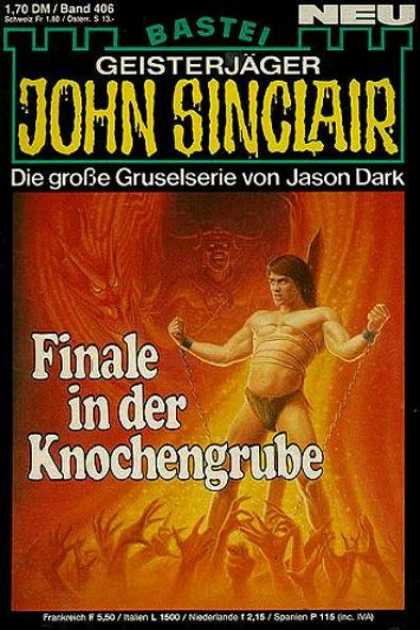 John Sinclair - Finale in der Knochengrube