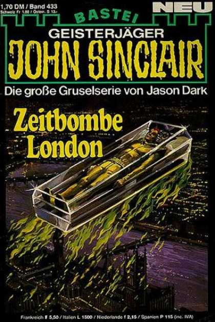 John Sinclair - Zeitbombe London