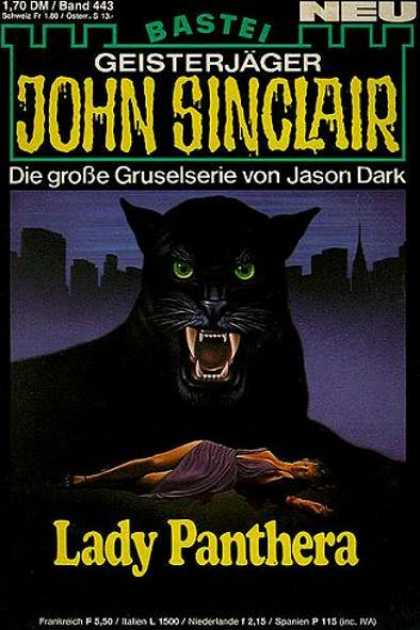 John Sinclair - Lady Panthera