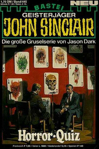 John Sinclair - Horror-Quiz