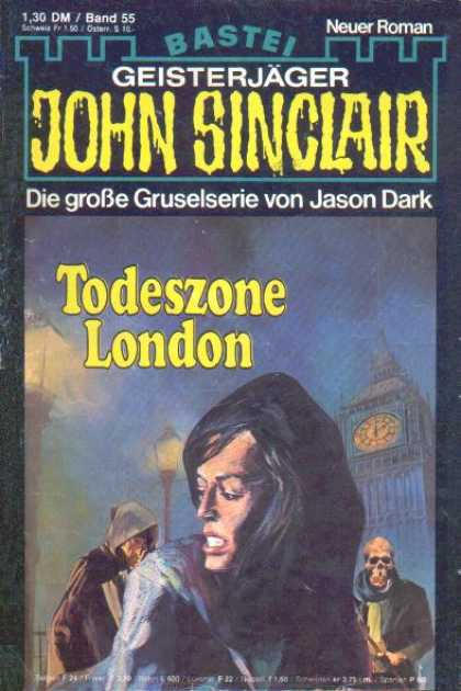John Sinclair - Todeszone London