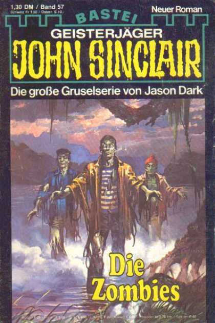 John Sinclair - Die Zombies