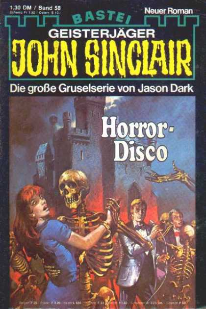 John Sinclair - Horror-Disco