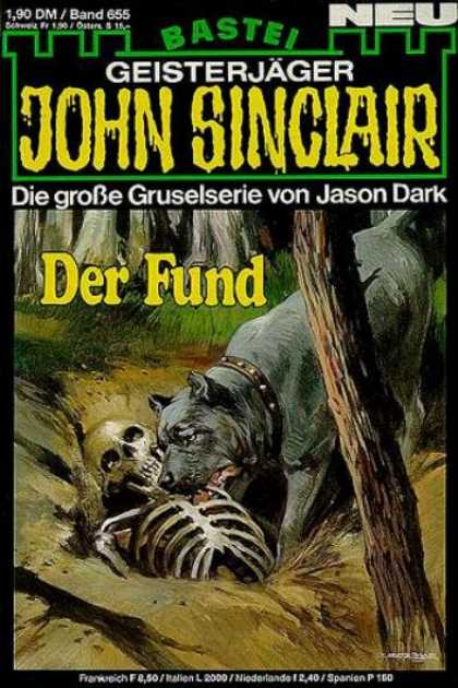 John Sinclair - Der Fund