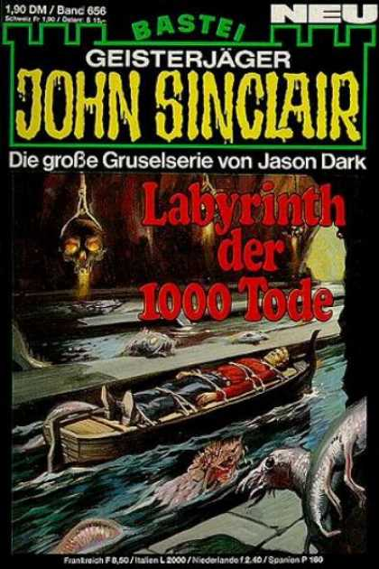 John Sinclair - Labyrinth der 1000 Tode