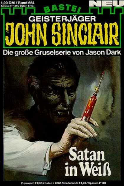 John Sinclair - Satan in Weiß