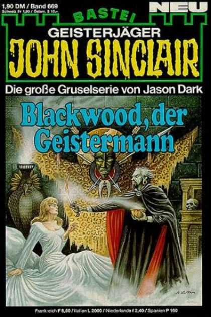 John Sinclair - Blackwood, der Geistermann